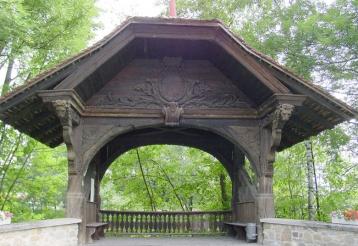 Дюймовый мост