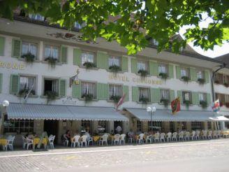Готель-ресторан Krone