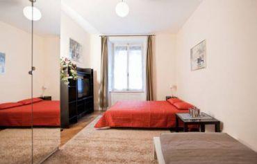 Апартаменты с 1 спальней (для 3 взрослых)