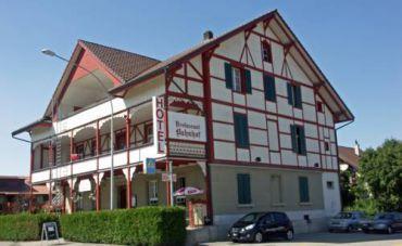 Hotel Restaurant Bahnhof