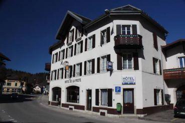 Hôtel Restaurant La Poste
