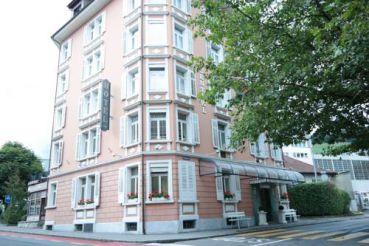 Hotel Central en Kriens