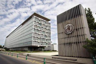 The World Health Organization, Geneva