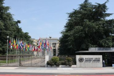 The United Nations Office at Geneva