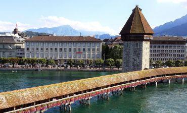 Lehrgerüst Seebrücke