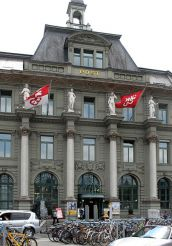 Main Post Office (District Postal Directorate)