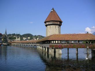 Water Tower Lucerne