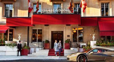 Hôtel et Restaurant Le Richmond, Genève
