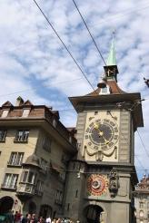 Torre del Reloj en Berna