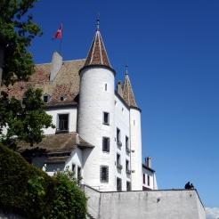 Ньонскій замок