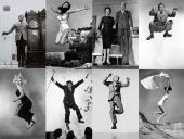"Philippe Halsman Retrospektive ""Jump"""