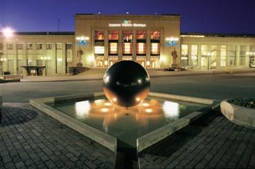 Exhibition center Palais de Beaulieu