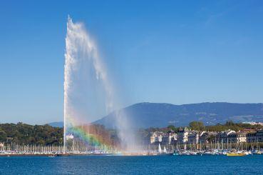 Geneva Fountain