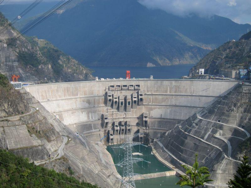 The Grande Dixence Dam Photos Description The Grande