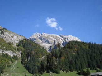Гора Сентис