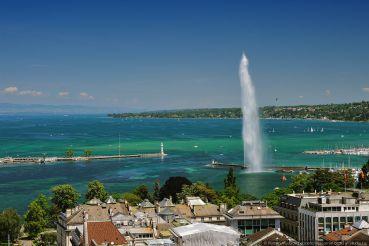 Lac Leman (Geneva Lake)