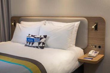 Двухместный номер с 1 кроватью и безбарьерной душевой - Подходит для гостей с ограниченными физическими возможностями