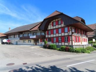 Gasthof Schwanen Radelfingen bei Aarberg Lyss