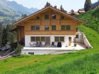 Ferien in der Bergwelt von Adelboden