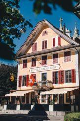 Hotel Luzern Engel