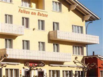 Falken ранку Rotsee