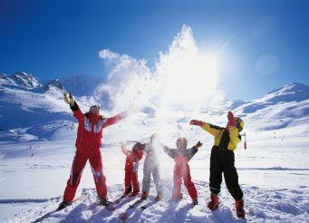 Ski resorts in Switzerland: trends winter season