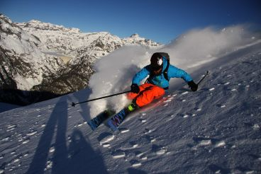 Verbier: tracks become closer
