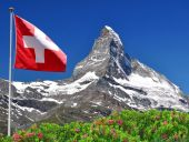 To climb Swiss mountain peaks is easy now
